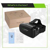 Tepoinn-Google-Cardboard-3D-VR-Virtual-Reality-Headset-fr-3D-Filme-und-Spiele-Kompatibel-mit-4-6-Zoll-Smartphones-0-0