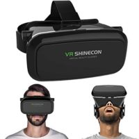 Timesun-Universal-3D-VR-Einstellbar-Virtual-Reality-Brille-Karton-Video-Movie-Game-Brille-virtuelle-Realitt-Glasses-fr-35-6-Android-IOS-Iphone-Samsung-Galaxy-Mega-2Galaxy-Note-4Galaxy-Note-3Galaxy-S6--0-0