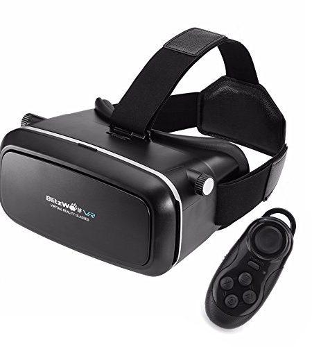 VR-Headset-Brille-BlitzWolf-3D-Virtual-Reality-Brille-mit-Bluetooth-Fernbedienung-Google-Pappkarton-Upgraded-Version-fr-IOS-iPhone-SE-6-6s-plus-Android-Samsung-Galaxy-S5-S6-S7-Edge-Note-4-5-Schwarz-0